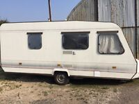 Adria 5/6 berth hobby Tabbert lmc Fendt caravan 1996