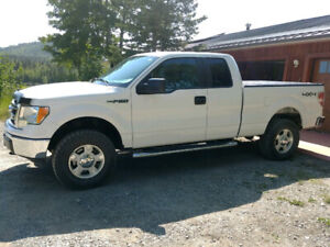 2013 Ford F150 Supercab 4x4