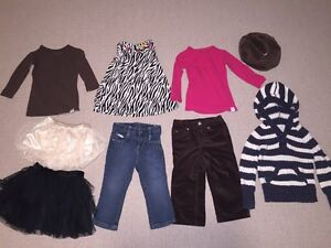 Girls 18 month, 2t clothing lot