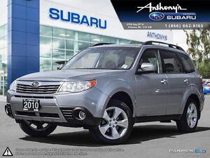 2010 Subaru Forester 2.5 Sport Tech