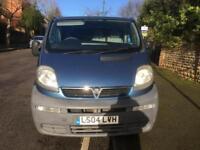 Vauxhall Vivaro 1.9Di 2700 SWB low miles 89k (2004)