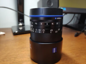 Zeiss Loxia 50mm F/2 Camera Lens For Sony E