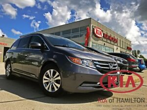 2014 Honda Odyssey EX-L | 8 SEATER | LEATHER | HTD SEATS