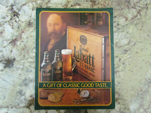 Labatt Classic Special Edition with Wood Case - Numbered Peterborough Peterborough Area image 7