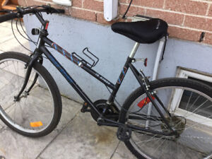 15speed bike very good condition easy to ride. $75.00 or best