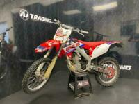 Honda CRF 250 2010 (MX / ENDURO / MOTOCROSS / ROAD REGISTERED) @ AJ TRADING