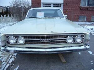 1968 FORD TORINO GT FASTBACK only 18400 miles UNRESTORED