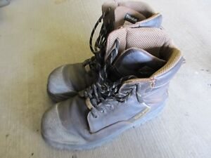 3 Pairs Steel Toe Safety Boots 12/13