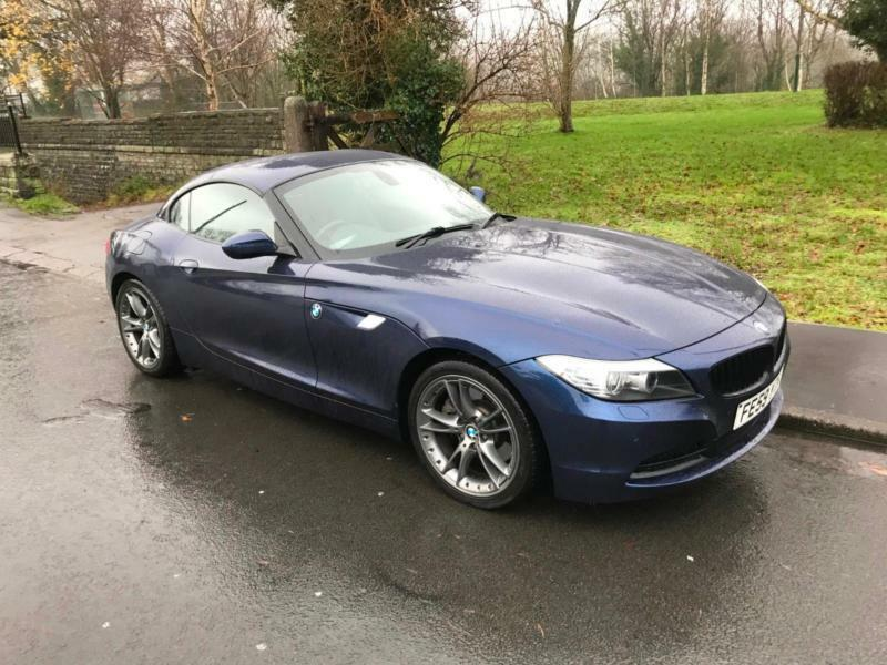 59 Reg Bmw Z4 3 0i Sdrive 2 Seater Hard Top Convertible Le