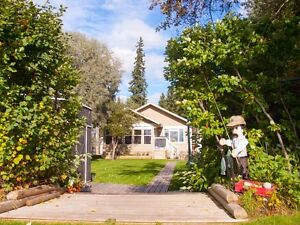Lakefront Cabin (Home) for Sale by Owner