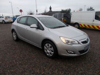 2010 Vauxhall Astra 1.6i 16v VVT ( 115ps ) Exclusive