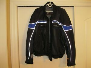 PRICE REDUCED MOTORCYCLE JACKET