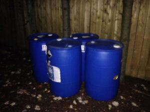 Barril 55 galones/55 gallon barrels West Island Greater Montréal image 2