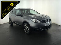 2011 NISSAN QASHQAI N-TEC +2 7 SEATER SERVICE HISTORY FINANCE PX WELCOME