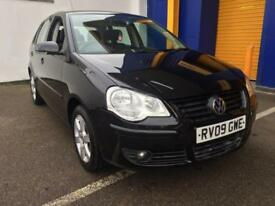 2009 Volkswagen Polo 1.4 Match 5 Door 68k