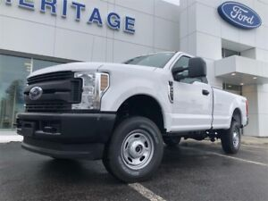 2018 Ford Super Duty F-250 SRW XL8FT BOX ! TRAILER TOW PACKAGE !