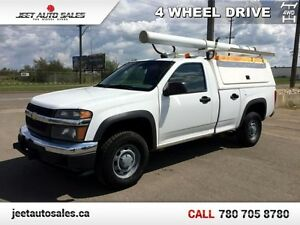 2008 Chevrolet Colorado Regular Cab 4X4 Service Box
