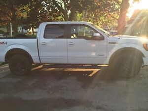 20 ford f150 black appearance package rims