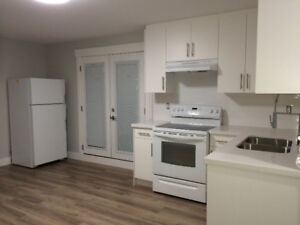 Beautifully renovated one bedroom suite in Richmond