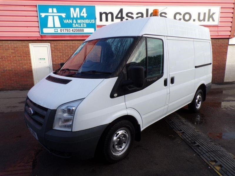 Ford Transit 280 SWB MEDIEUM ROOF WITH A/C 85PS