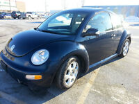 2003 Volkswagen BEETLE 2.0L AUTOMATIC CAR PROOF SAFTIED NO RUST