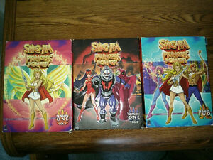 She-Ra Complete DVD series