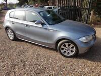BMW 116 1.6i SE, Immaculate Car, Please Phone For More Info
