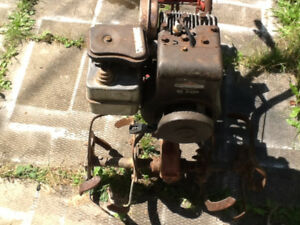 TORO 5hp Rototiller- parts or repair