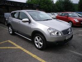 2008 Nissan Qashqai 1.5dCi 2WD Tekna * ONE OWNER * FULL SERVICE HISTORY