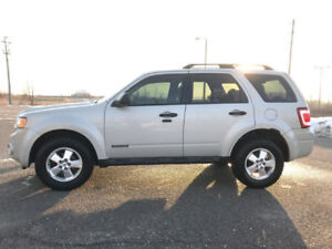 2008 Ford Escape FWD 4dr I4 XLT