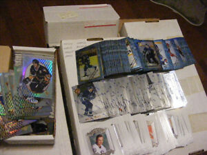 5 Hockey card sets: Topps Finest, Certified,Portraits,MAKE OFFER