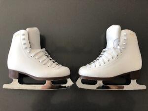 Patin pour patinage artistique