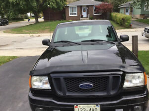 2005 Ford Ranger V6  3.0 litre