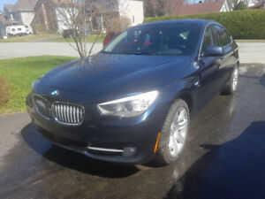 BMW 550 Xdrive Grand tourisme