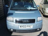 Audi A2 1.6 FSI 2003MY SE