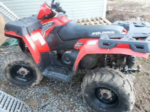 2012 Polaris sportsman 400 low miles