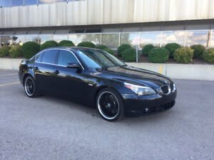 2007 BMW 550i - rare, immaculate condition, privately owned!