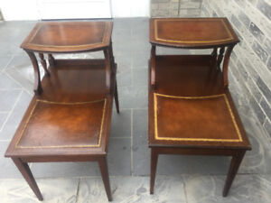 Two end table