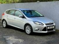 FINANCE AVAILABLE!! 2011 FORD FOCUS 1.6TDCi TITANIUM 5dr 6 SPEED, FSH