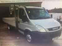 2011 61 Iveco Daily C Class 2.3TD 35C13 XLWB DROPSIDE 1 OWNER TWIN WHEEL BASE