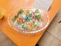 Realistic Glass Candies at KeepSakes Antiques at the Market