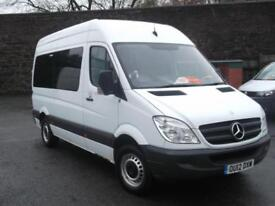 Mercedes-Benz SPRINTER 313 CDI MINI BUS 13 SEATS
