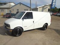 2000 Chevrolet Astro CARGO VAN Ready To Go To Work $3450