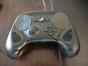 Manette Steam controller