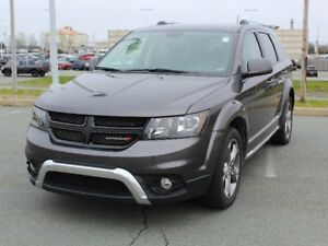 2017 Dodge JOURNEY 7 Passenger with DVD!