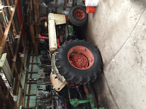 1971 David brown 1200 tractor