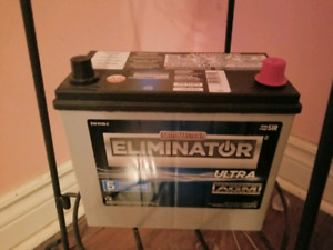Eliminator Ultra AGM Battery 51R (610-5120-0)