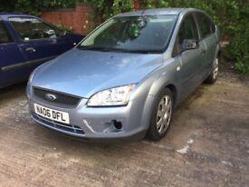 2006 Ford Focus 1.6 petrol spares or repair