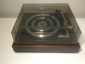 Turntable / table tournante Candle direct drive, full automatic