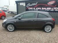 2012 Vauxhall Corsa 1.2 SE 3d 83 BHP Hatchback Petrol Manual